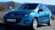 L'incroyable progrès de la Mazda 2