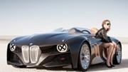 BMW 328 Hommage : le concept car rétro