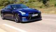 Essai Nissan GT-R 2011 : Encore plus haut