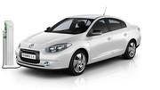 Renault Fluence Z.E : le Bibendum au jus