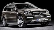 Mercedes GL : série spéciale Grand Edition