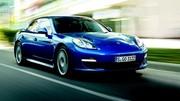 La Porsche Panamera hybride fait dans la sobriété : Une victoire dans sa catégorie au Challenge Bibendum