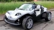 Secma F16 2011 : nouvelles évolutions pour le roadster