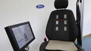Un siège Ford contre les risques cardiaques : Ford développe un siège « cardiaque »