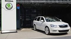 Skoda va tester l'Octavia électrique en République Tchèque