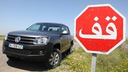 Essai Volkswagen Amarok 2.0 BiTDi Dakar édition : Prince des sables