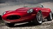 Eagle Jaguar Type E Speedster Lightweight