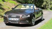 Essai Audi A5 Cabriolet 2,7 TDI Multitronic : risque d'addiction
