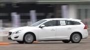 Volvo V60 hybride, premières impressions