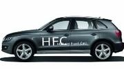 Audi passe son Q5 à la pile à combustible