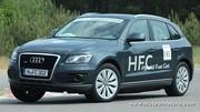 L'Audi Q5 à pile à combustible