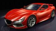 La future Mazda RX-9 arrivera fin 2013
