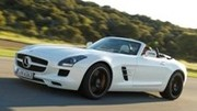 Mercedes officialise sa SLS AMG Roadster