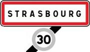 Les Strasbourgeois contre la limitation à 30 km/h dans leur ville
