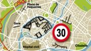 Strasbourg dit non à la limitation à 30 km/h : 54,9 pour cent d'habitants sont contre