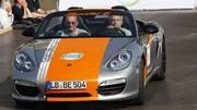 Porsche Boxster E : le plaisir zéro émission