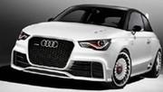 Audi A1 clubsport quattro concept : pour patienter avant la S1