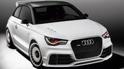 Audi A1 clubsport quattro : compacte intouchable