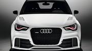 Audi A1 Clubsport quattro Concept : Folie douce