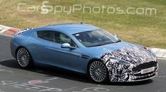 Aston Martin Rapide S : premières photos