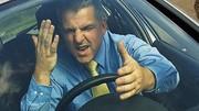 hommes au volant, stress au tournant !