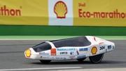 L'Eco Marathon Shell multiplie une fois de plus les records