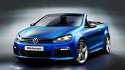 Volkswagen Golf R Cabriolet Concept : R vivifiant