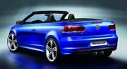 Volkswagen Golf R cabriolet Concept : 270 ch la tête dans les étoiles