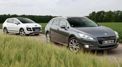 Essai Peugeot 508 SW et 3008 : Entre tradition et modernisme