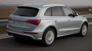 Les tarifs de l'Audi Q5 hybride Quattro : A partir de 55 800 euros