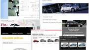 Demande d'essai : les sites web des constructeurs sur le gril