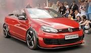 Volkswagen Golf Cabriolet GTI Concept et R Concept