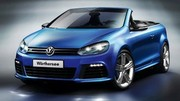 Volkswagen Golf R & GTI Cabriolet Concept