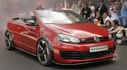 VW Golf GTI & R Cabriolet Concept : Un peu de fantaisie ?