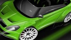 Skoda Fabia RS 2000 (Wörthersee 2011)