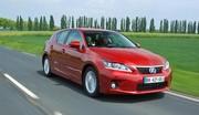 Essai Lexus CT 200h : L'hybride pour tous... sauf le prix !