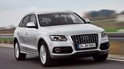 L'Audi Q5 Quattro se met à l'hybride