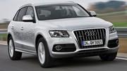 Audi Q5 Hybrid : les tarifs