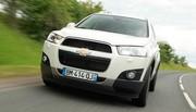 Essai Chevrolet Captiva : Évolution nécessaire