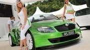 Skoda Fabia RS2000 Design Concept : Massacre à la tronçonneuse !