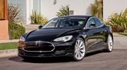 Tesla S : nouvelles images