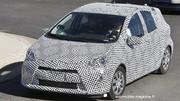 Toyota Prius c : Première sortie