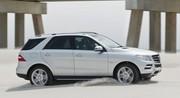 Mercedes ML 3 : Fini la gloutonnerie
