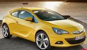 Opel dévoile l'Astra GTC