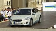 Volvo C30 électrique en production