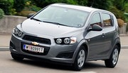 Essai Chevrolet Aveo 1.2 86 ch (2011) : Américaine décomplexée