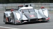 La pole pour Audi au Mans : Deux R18 TDI au premier rang