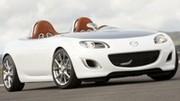 La Mazda MX-5 toujours plus légère