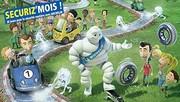 Securiz'mois : Michelin organise des ateliers pédagogiques dans 14 villes
