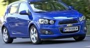 Essai Chevrolet Aveo 1.2 & 1.4 essence